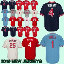 eef3d2c387a Discount cardinal cotton - 4 Yadier Molina St. Louis Cardinals 25 Dexter  Fowler Jersey 2018