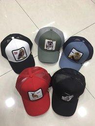 Big Headed Hats Australia - 2019ss hot sale Big head cap golf prey bone sun set basketball baseball caps hip hop hat snapback hats for men women casquette gorras