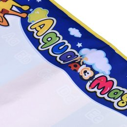 painting write board Australia - Baby Toys Kids Infant Painting Toddler Water Drawing Painting Writing Mat Board Magic Pen Doodle Gift 74cmX49cm Gifts For Baby