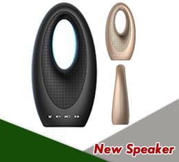 $enCountryForm.capitalKeyWord NZ - Original 2019 high-end bluetooth mini speaker double stereo portable wireless soundbar speakers 6hours lated distinctive cloth 20pcs