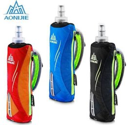 334ad5a116 AONIJIE Men Women Nylon Marathon Kettle Pack Outdoor Sports Bag Hiking  Cycling Running Hand Hold Kettle Bag With Water Bottles #234963