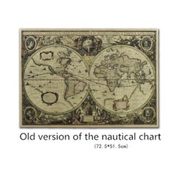 Vintage World Map Poster Online Shopping | Vintage World Map Poster ...