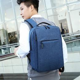 $enCountryForm.capitalKeyWord Australia - Multi Function Backpack Men Business Laptop Bag Travel USB Convenient Mobile Phone Charging Bags New Arrival 24sz L1