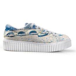 $enCountryForm.capitalKeyWord UK - Explosion Models Women Shoes Low Top White Platform Bottom Shoes for Female Super Light Customizable 3D Art Painting Print
