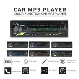 Kit Cars Sale Australia - 2019 Sale New FM Car Radio 12V Bluetooth V3.0 Panel Auto Audio Stereo SD MP3 Player AUX USB Hands-free Call