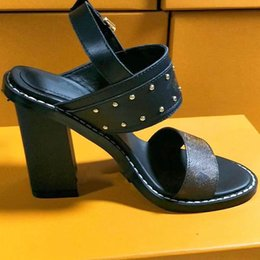 $enCountryForm.capitalKeyWord Australia - 2019 new fashion product women's leather sandals new European classic luxury style women's leather sandals leather decoration