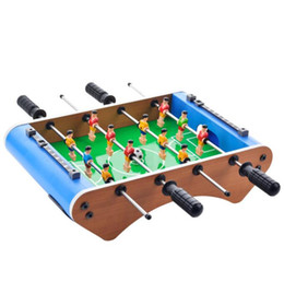 Games Direct NZ - desktop football table football New four-post table football machineparent-child footballs game toy gift factory direct