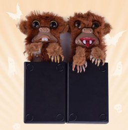 Funny Prank Gifts Australia - Sneekums Pet Pranksters Jitters Novelty Items Fur Plastic Brown Pet Fur Plastic Brown Pet Prankster Magic Tricks Prank Funny Toys Gift