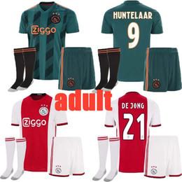 $enCountryForm.capitalKeyWord Australia - Thai 2019 adult Ajax Soccer Jerseys full sets for man TADIC DE JONG DE LIGT DOLBERG ZIYEC football kit Shirt top quality