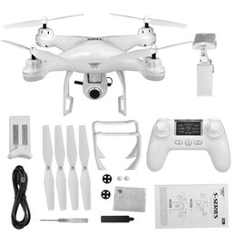 $enCountryForm.capitalKeyWord Australia - SJRC 2.4G HZ RC Quadcopter Drones 4CH 4 Axis 2 GPS RTF Helicopter GYRO Toys Remote Contro Aircraft With 720p Camera , One-button Return