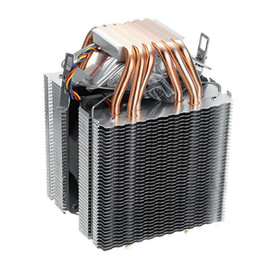 China 6 Pipes Computer Cpu Cooler Fan Heatsink For Lag1156 1155 1150 775 Intel Amd cheap air intel suppliers