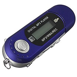 $enCountryForm.capitalKeyWord Australia - USB Flash Drive LCD Mini MP3 Player FM Radio