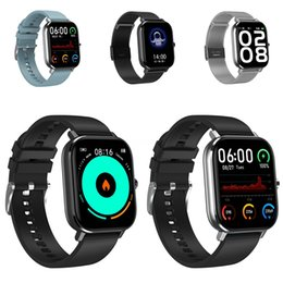 smart watch sim ios heart UK - DT-35 Smart Watch Kw18 Heart Rate Compatible Digital Watch Mini Sim Suitable For Ios And Android Os Bluetooth #QA20238