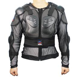 $enCountryForm.capitalKeyWord Australia - Motocross Motorcycle Jacket Body Armor Spine Chest Protective Jackets Gear Full Body Protection Motocross Motorcycle Jacket Size S-XXXL