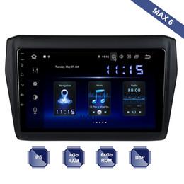 $enCountryForm.capitalKeyWord Australia - Android 9.0 Car Radio 2 Din GPS for Suzuki Swift Autoradio 2018 2017 2019 PX6 DSP IPS HDMI 4Gb+64Gb RDS WIFI USB Bluetooth