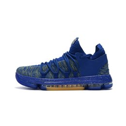 $enCountryForm.capitalKeyWord Australia - Cheap Mens KD 10 basketball shoes for sale MVP blue orange Floral Pink Aunt Pearl BHM youth kids kds Kevin Durant low cuts sneakers with box
