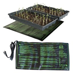 $enCountryForm.capitalKeyWord Australia - Seedling Heating Mat 50x25cm Waterproof Plant Seed Germination Propagation Clone Starter Pad 110V 220V Garden Supplies 1 Pc
