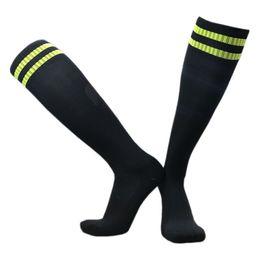f9925828df 2019 Mens Football Stockings Sports Over Knee Soccer Hockey Rugby Stocking  Long Socks Kids boys Knee-High boys thick Long Socks