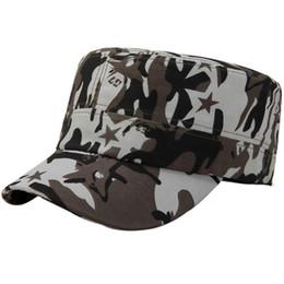 $enCountryForm.capitalKeyWord UK - Outdoor Mountain climbing Sports Men Women Cap Adjustable Printed Camouflage Climbing Baseball Caps Hip Hop Hat