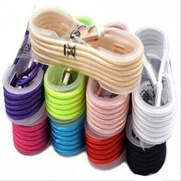 $enCountryForm.capitalKeyWord Australia - 1.5M 5FT 10 colors Micro 5pinType c USB Braided Fabric Data Sync Charger Cable Cords for samsung s6 s7 s8 plus android phone Hot