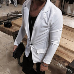 Wholesale new men black slim fit suit for sale - Group buy MJARTORIA New Fashion Men Blazer Slim Fit British Style Coats Business Casual Suit Jackets Men Long Sleeve Formal Brand Blazers