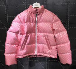 BamBoo woman clothing online shopping - 2019 quality brand women s clothing winter real raccoon skin white duck down jacket women s zipper short winter clothing win