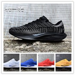 pegasus running shoes Canada - 2020 New Zoom Pegasus 35 Turbo Barely Grey Hot Punch Black White Running Shoes Men Women React 36X fly Air Designer Sneakers 36-45