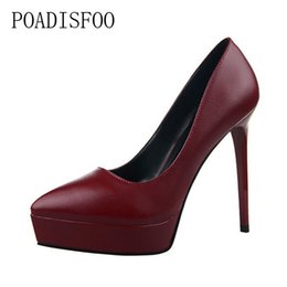 $enCountryForm.capitalKeyWord NZ - Dress Shoes Ltarta 2019 Women Pumps Fashion Slim Thin With High Heels Shallow Mouth Pointed Waterproof Women's .psds-288-1