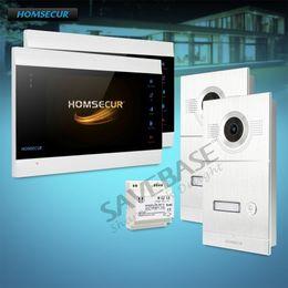 "$enCountryForm.capitalKeyWord Australia - HOMSECUR 7"" Wired Hands-free Video Door Phone Intercom System 1.3MP CCTV Camera Supported"