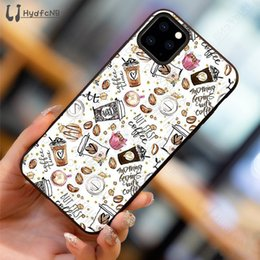 11 books NZ - 2020 Coffee Wine Cup book Pattern Phone Case For iPhone 11 pro XS MAX 8 7 6 6S Plus X 5 5S SE XR case wholesale