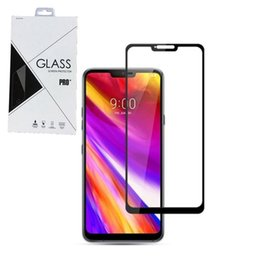 3d glasses lg online shopping - Retail Full Cover D Curved Tempered Glass Screen Protector FOR LG V30 G7 ThinQ V40 ThinQ