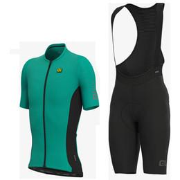 $enCountryForm.capitalKeyWord UK - 2019 ALE Cycling Jersey bib shorts set short sleeve Breathable sport wear cycling clothes Bicycle Clothing summer MTB Bike maillot
