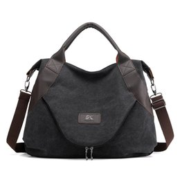 Multi Color Ladies Handbags Australia - Fashion Women bags Lady Canvas Handbags wallet Shoulder Bag Tote Clutch 9 colors 2019 New Quality