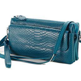 $enCountryForm.capitalKeyWord Australia - Envelope Evening Clutch Bags White Crocodile Pattern Genuine Leather Women Shoulder Bags Crossbody Purses And Handbag Lady Y190626