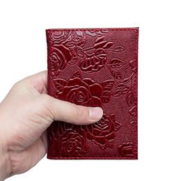 $enCountryForm.capitalKeyWord Australia - 1 Pc Blue Fashion Passport Holder Women Pu Leather Passport Cover Travel Cover For Documents Travel Wallet For Passport Case New