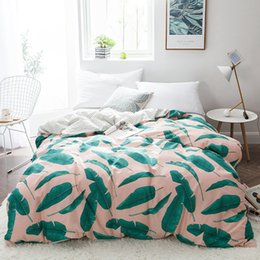 $enCountryForm.capitalKeyWord Canada - 1pcs duvet cover plant printing bedding quilt comforter cover printing single double queen king size free shipping #sw