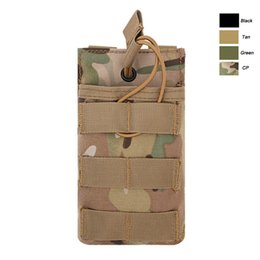 Molle Mag bag online shopping - Airsoft Gear Molle Bag Vest Camouflage FAST Cartridges Clip Ammunition Carrier Ammo Holder Tactical Mag G36 Magazine Pouch NO11