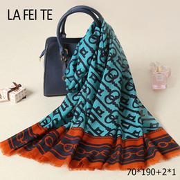 $enCountryForm.capitalKeyWord Australia - 100% Wool Scarf Women Viscose Hijab Foulard Femme Stole Long Pashmina Cashmere Shawl Cotton Neck Winter Women Scarf For Ladies
