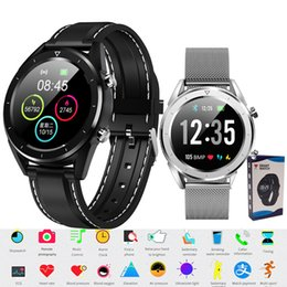 Smart Watch Tracker Australia - Sport Business Smart Watch Waterproof Men Payment ECG Heart Rate Blood Pressure Monitor Fitness Tracker Wristwatch