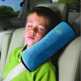 $enCountryForm.capitalKeyWord Australia - car styling Accessories Child Children kid protector Auto Car Seat belt Seat Belt Cover Shoulder Pad Harness Soft pillow