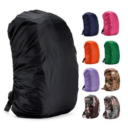 Wholesale Mounchain 35   45L Adjustable Waterproof Dustproof Backpack Rain Cover Portable Ultralight Shoulder Protect Outdoor tools Hiking