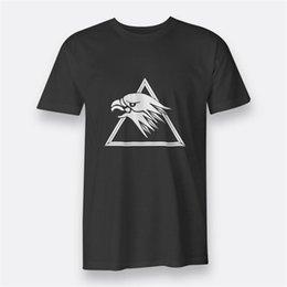 China 2018 Hot Sale New T Shirt Men'S Short Silver Hawk Tall T Shirt suppliers