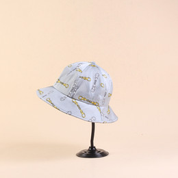 b8644bce Fashion Printing Dome Sun Hats Women Bucket Hats 2019 New Arrival Female  Casual Soft Simple