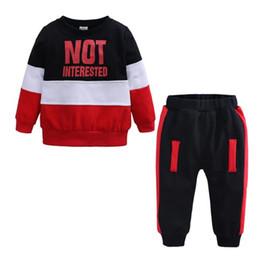 $enCountryForm.capitalKeyWord Australia - HOT In stock Best selling designer top brand 1-4 years old BABY BOYS GIRLS clothes + pants high quality coco