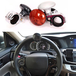 Electric Vehicle Parts Active 1* Auxiliary Booster Car Steering Wheel Spinner Knob Aid Control Handle Grip Use Controllers