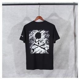 $enCountryForm.capitalKeyWord Australia - Dear2019 Short Doodle Human Skeleton Printing T Pity Male Suit-dress Easy Half Sleeve Tide Brand Round Neck Rendering Unlined Upper Garment