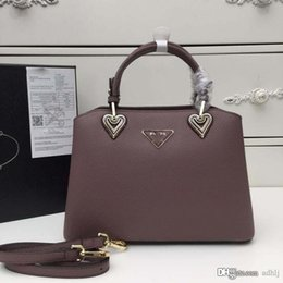 33d11e86e65c Camel Color Leather Handbag Australia - AAAAA new litchi pattern fashion  luxury handbag
