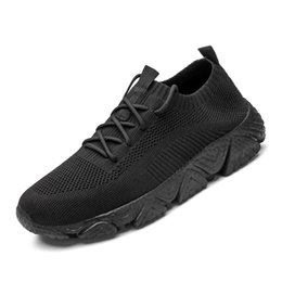 male tennis shoes NZ - Tennis Masculino 2020 Tennis Shoes for Men Black Sneakers Breathable Male Gym Shoes Fitness Sport Zapatillas Deportivas