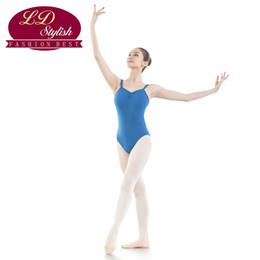 459b2473a3f5b Adult Ballet Dance Leotards Gymnastics Costumes Dancing Practise Clothes  Swimming Suit Yogawear Women Ballet Practise Dancewear