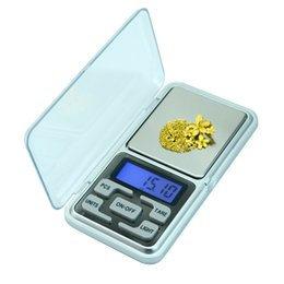 Mini electronic digital balance weight scale online shopping - Electronic precision scales g g g x g pocket mini digital scales for Jewelry Gold Sterling Balance Weight Gram